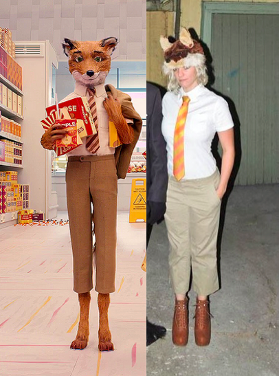 fantastic mr fox cosplay
