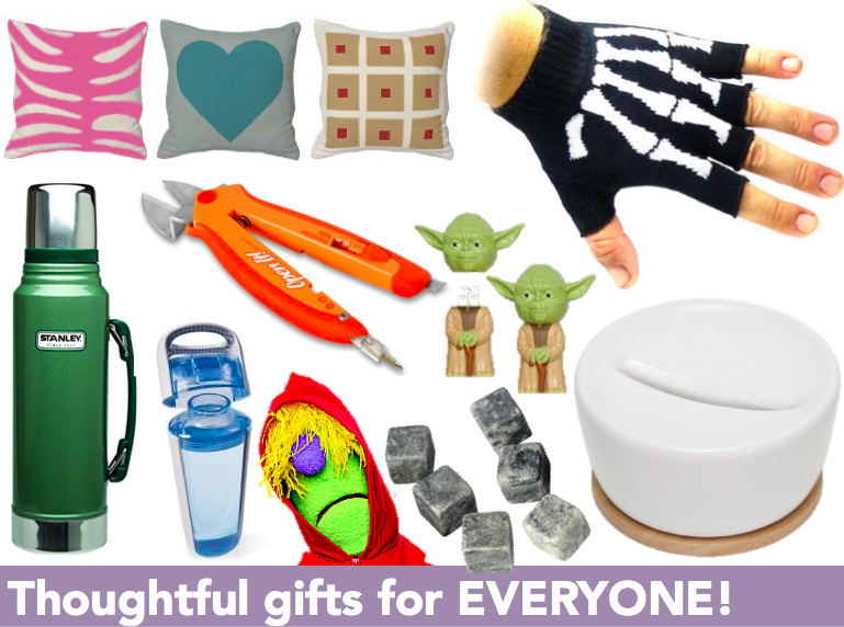 gift guides for everyone
